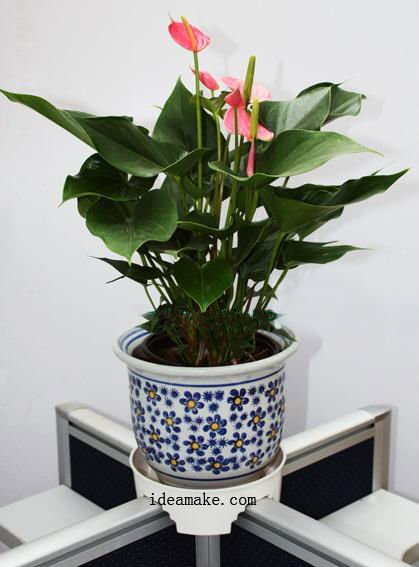 Office Flower Pot Stand Patented Design Product On Alibaba