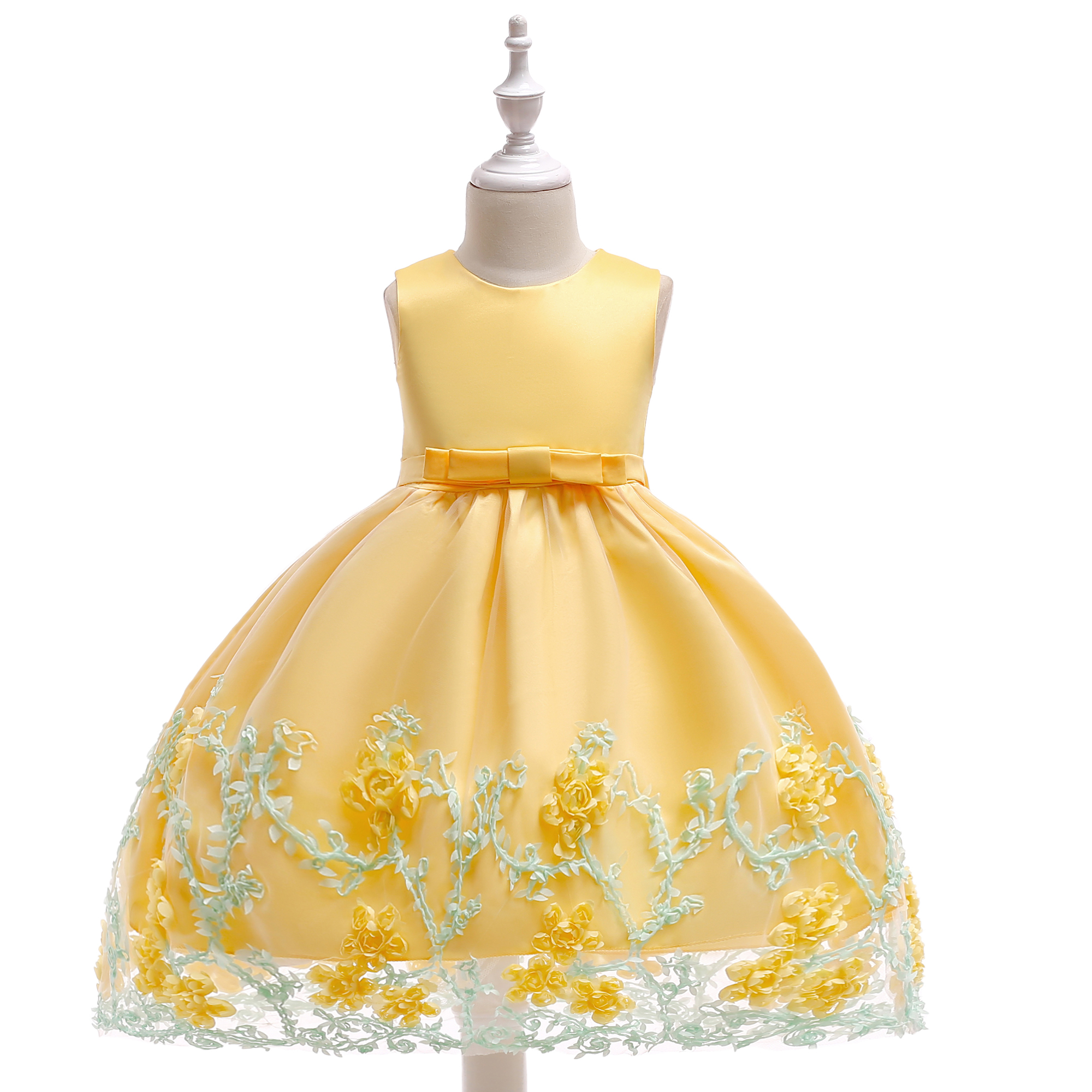 Latest Girls Ball Gown Designs Kids Garment Baby European Style Birthday  Party Dress - Buy Kid Garment f0013370444c