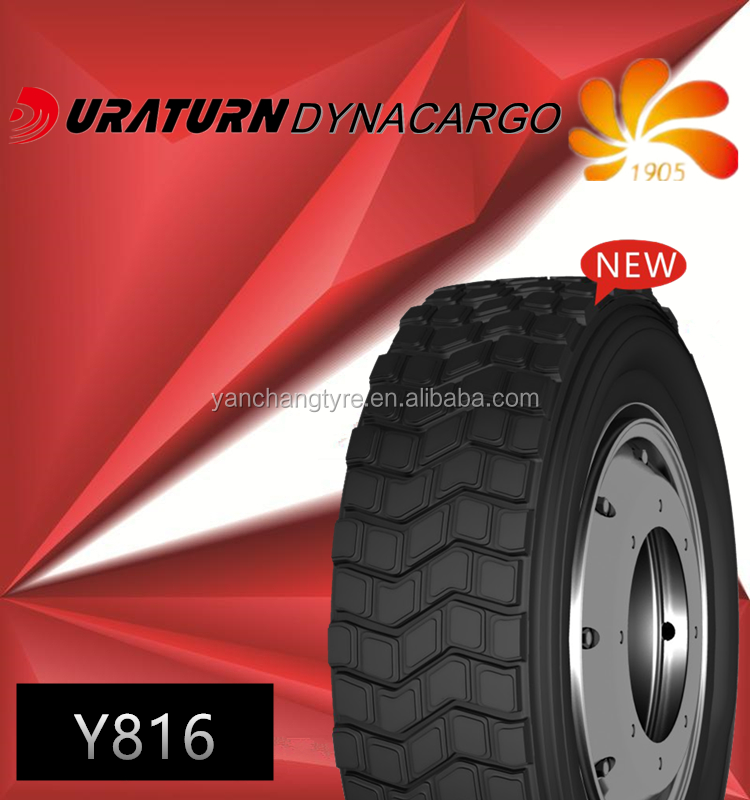 Wholesale Duraturn Radial tyre all steel tyre industrial truck tire neumaticos