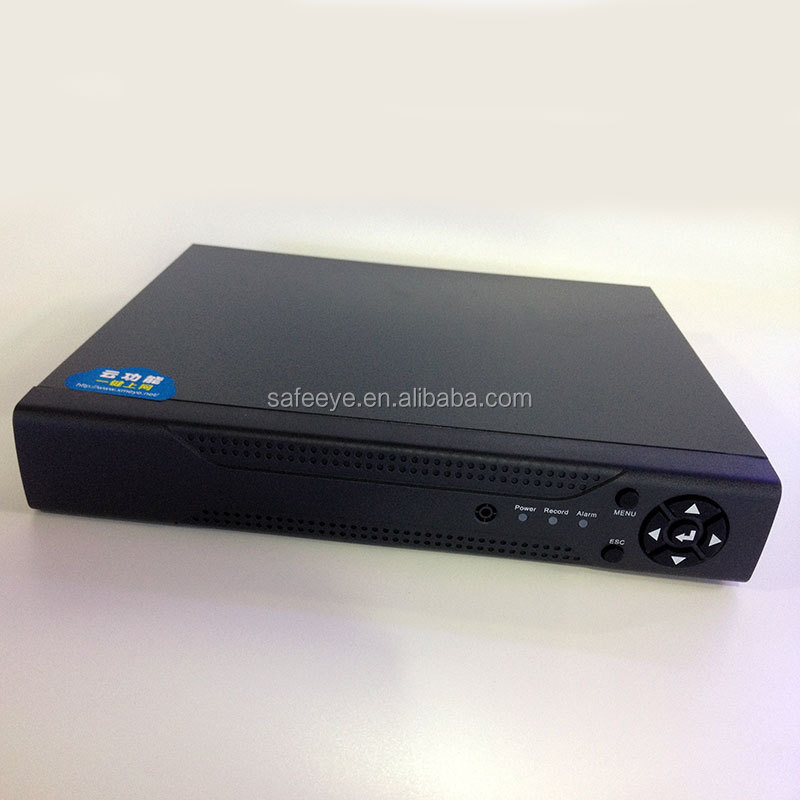 AHD NVR <strong>DVR</strong> Three in one AHD 4CH*720P China manufacturer