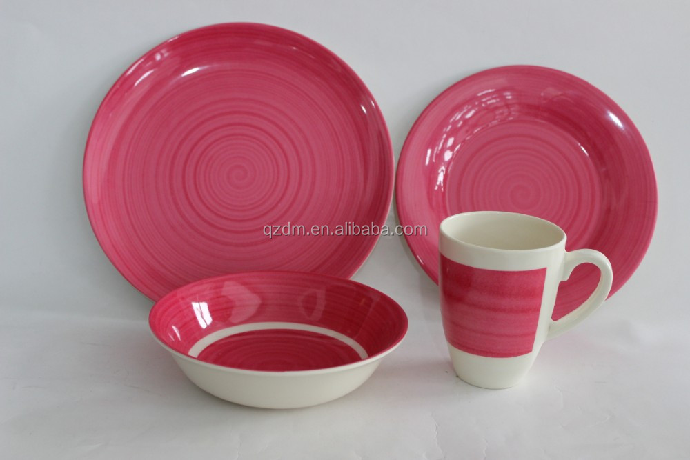 16pcs Melamine Tableware , Melamine dinner set