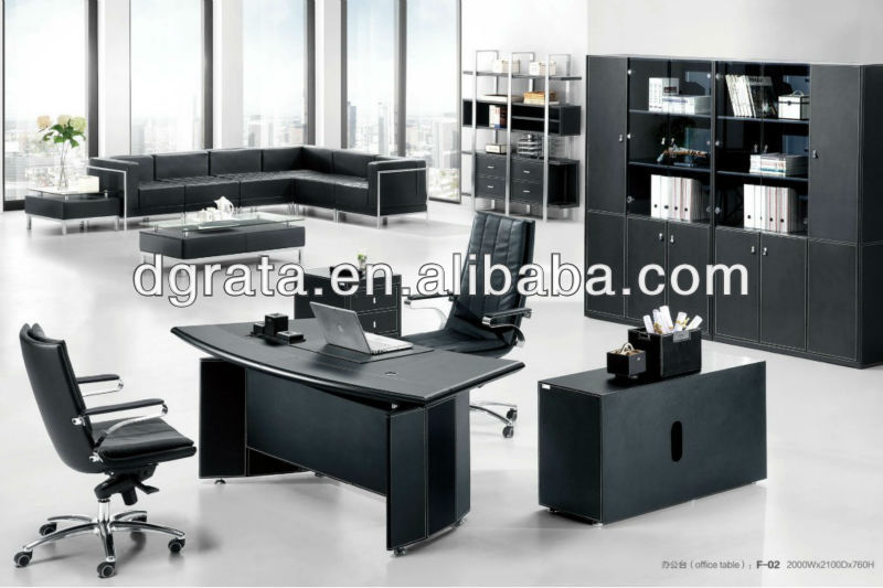 2013 office desk,office furniture,office table was made of melamine board