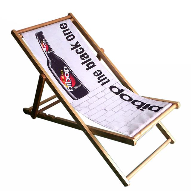 2018 Hot Sales Cheap Wood Beach Lounge Chair