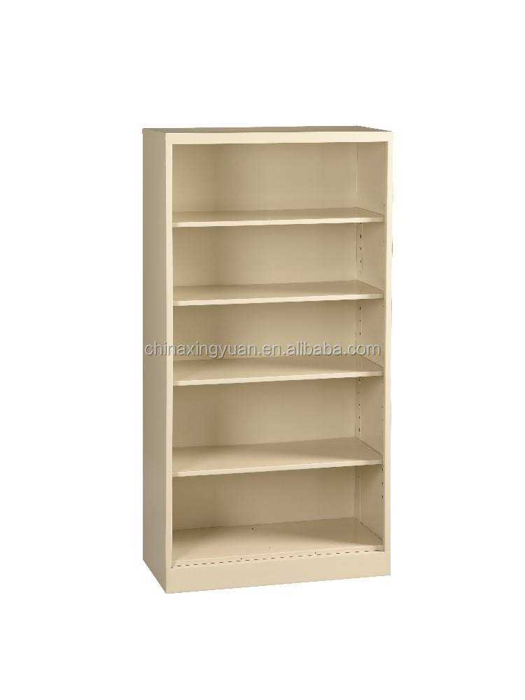FC-F18 metal cupbords high quality office filing storage cabinet without door