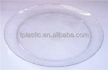 Disposable PS plastic plate with hot st& hard plastic dinner plates & Disposable Ps Plastic Plate With Hot Stamp Hard Plastic Dinner ...