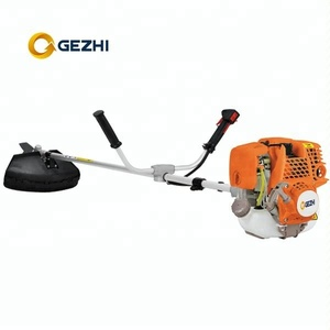 4 stroke professional newest manual brush cutter 31cc CDI ignition petrol garden mower