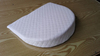Breathable Removable &Washable Cotton Baby Bassinet Wedge Pillow and Pregnancy Wedge Pillow