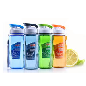 Water Bottle Sports Plastic Space Cup Bike Outdoor Camping Protein Powder Shaker