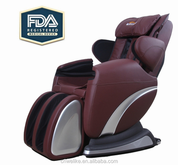 Real Relax Massage Chair Recliner   Full Body Shiatsu, Zero Gravity,  Armrest Linkage System