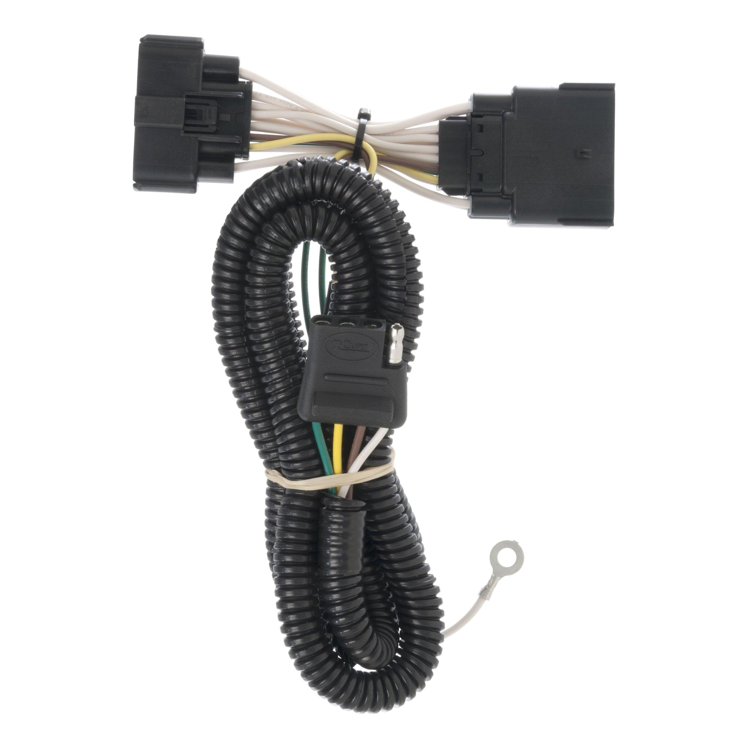 clean custom wiring harness