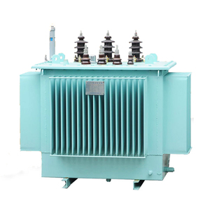 3 Phase oil immersed 2mva power distribution transformer S9 S11 power distribution 30-2500 kva electric transformer