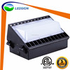 free shipping ETL CREE 60watt led outdoor lighting wall,motion sensor security light