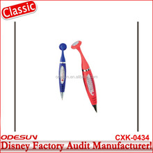Disney Universal NBCU FAMA BSCI GSV Carrefour Factory Audit Manufacturer Recycled Spiral Binding Notebook With Ball Pen
