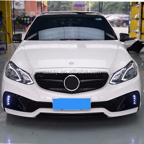Wald Style Pp Body Kits For Mercedes Ben Z E-class W212 E63 Amg 14up - Buy  W212 Body Kit Wald,W212 E63 Body Kit,Pp Body Kits For W212 Amg Product on