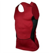 S-XXL Tight Men's Athletic Vest Running Training Fitness Sleeveless T-shirts