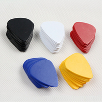 (TL P a) Wholesale Assorted Colours Various Plectrum And Guitar Picks