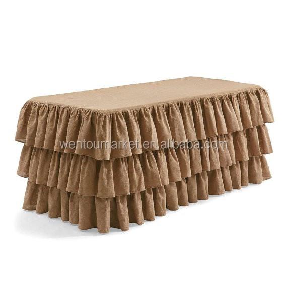 Burlap Tablecloth, Burlap Tablecloth Suppliers And Manufacturers At  Alibaba.com