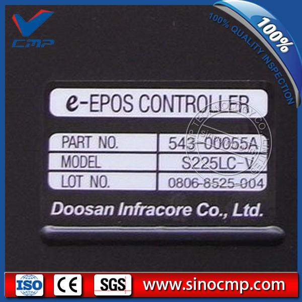 543-00055a Control Panel For Daewoo Dh225-7 Dh225lc-7 Dh220-7 ...