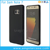 Factory Price Soft Black 2MM Prism TPU Cell Phone Case For Samsung Galaxy Note 7
