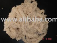 Waste Cotton. textile