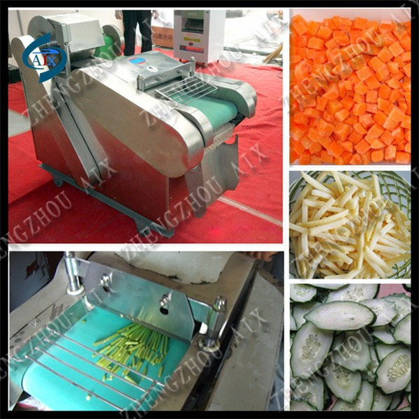 root vegetable slicer,fruit and vegetable cutting machine for zucchini