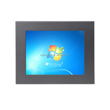 핫 잘 팔리는 8 인치 All in one pc touch screen computer 산업 panel pc 간 Atom N2800 프로세서