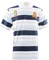 Custom polo shirt design for knitted garment t shirt factory and mill