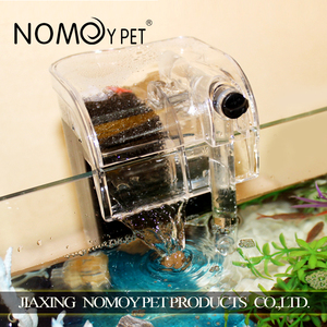 Nomo aquarium external hanging filter for clean water