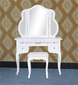 Modern Wooden Dressing Table Wood Furniture Design Dresser