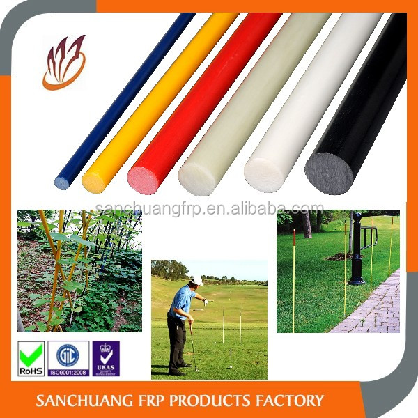 Flexible Fiberglass Reinforcing Rod High Strength Solid Fiberglass Rod
