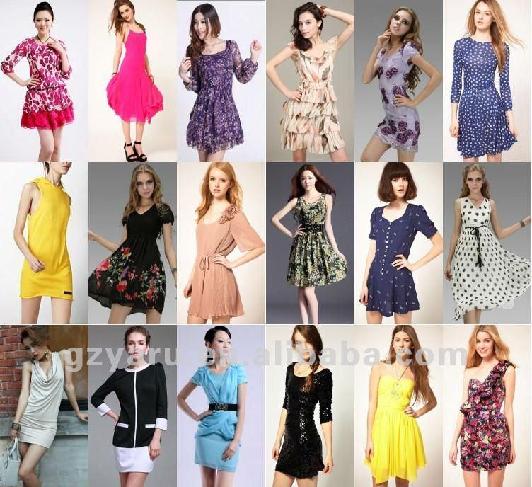 6a8c38855 One Piece Dress Latest Designer Stylish For Girls Brand Simple ...