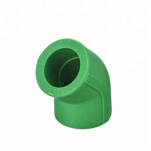 ifan africa low price good quality sales ppr fitting plastic 45 elbow