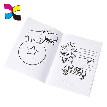 Personalizado Niños Inglés Libros De Historia Libro Para Colorear Para Los Niños Buy Libro Para Colorear Para Niñoslibro Para Niñoslibros