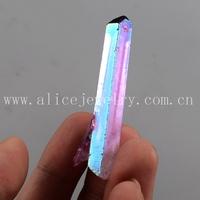 Wholesale Purple Healing Natural Aura Quartz Points,Spirit Quartz ...