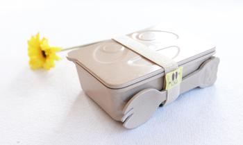 Organische Sgs Approved Kinder Kinder Kostwarmer Bambus Lunchbox