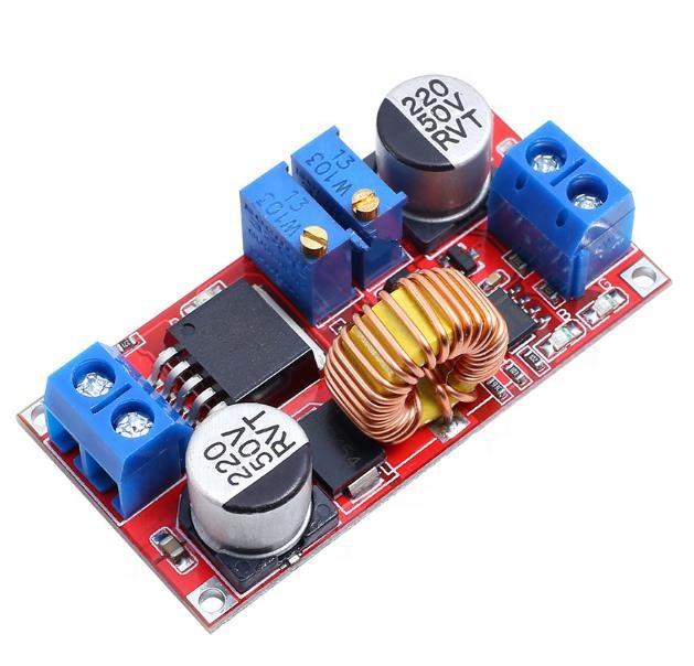 XL4015 5A constant current LED driver module battery charging constant voltage DC-DC power module