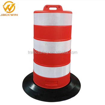 Road Safety Plastic Traffic Barriers Drum Cheap Price - Buy Plastic Traffic  Barriers,Traffic Barriers Drum,Traffic Drum Product on Alibaba com