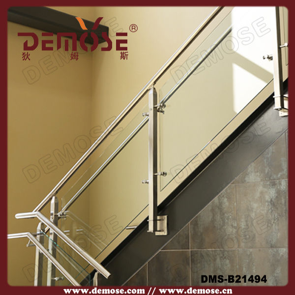 Railings Price Glass Modern Plexiglass Stair Railing Indoor