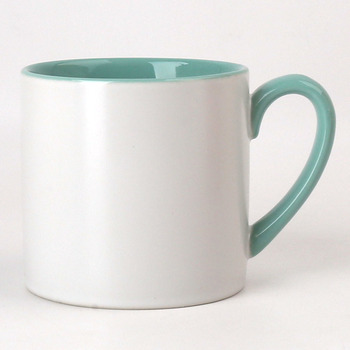 image regarding Printable Mugs identify 14oz 40cl Environmentally friendly Shade Glazed Personalized Symbol Decal Printable Special Ceramic Stoneware Espresso Mugs - Invest in Ceramic Espresso Mugs,Custom-made Ceramic Espresso