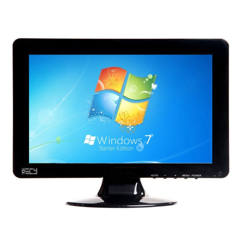 12inch Tv Lcd Monitor 12 Inch Tft Lcd Monitor With Vga
