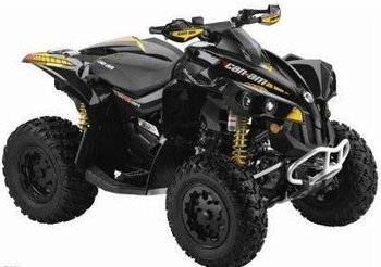 Can Am Renegade 800 >> Brand New 2008 Can Am Renegade 800 X H O Efi Atv Buy Atv Product On Alibaba Com