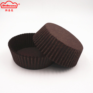 cake liner fit in wood tin round square grease resist baking cups