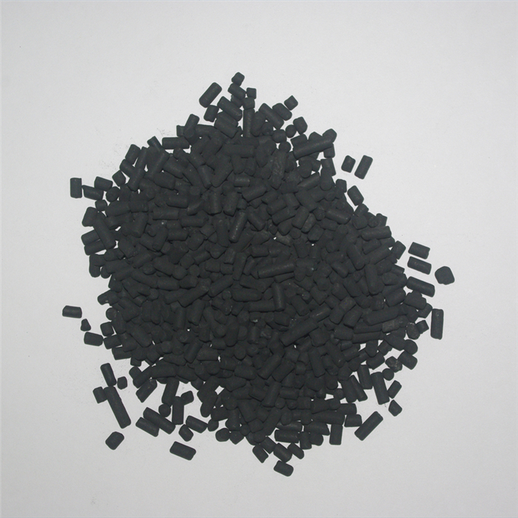 Airy Activated Carbon Particle Size / Gold Recovery Coconut Shell ...