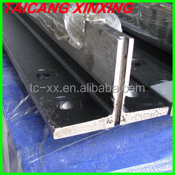 T127 15BL 24k guide rail for elevator