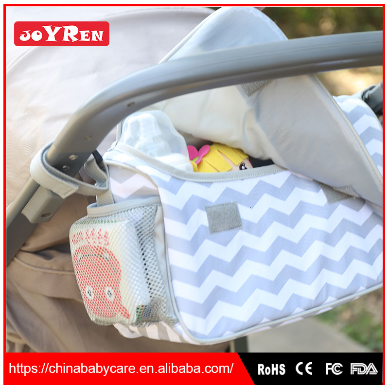 Web Shopping Can Put Your Cell Phone Key Travel Carry Bag Stroller Organizer