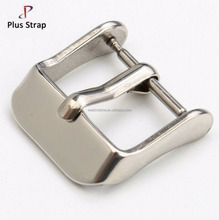 Wholesale polished stainless steel 14 16 18 20 22 mm watch strap band buckle for DW watches