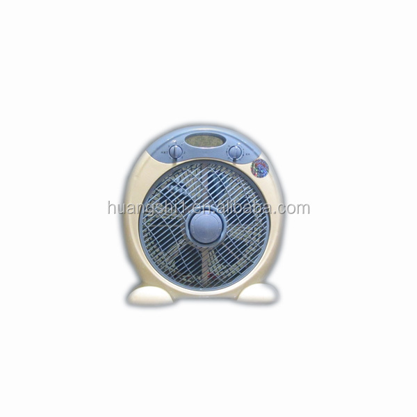 Brand New Type Round Shape 10inch Mini Portable Fan with CE Certificate for House