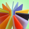 china retail store color unbreakable acrylic sheet