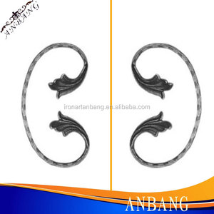 AB 2015 china supplier new product wrought iron window guard