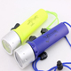 IP68 waterproof high power diving led torch light with 4* AA battery
